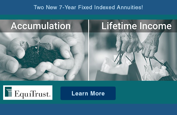 Two new 7 year fixed indexed annuities.