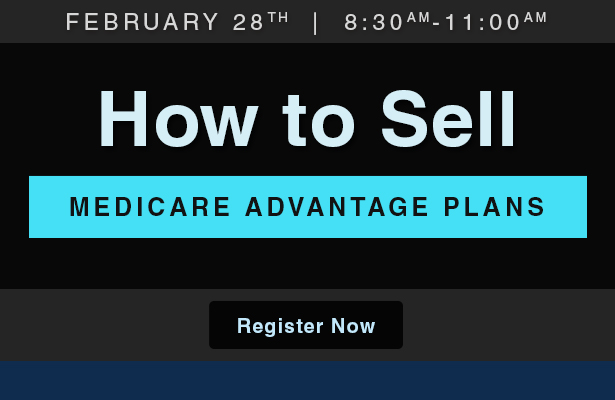 How to sell a medicare advantage plan.