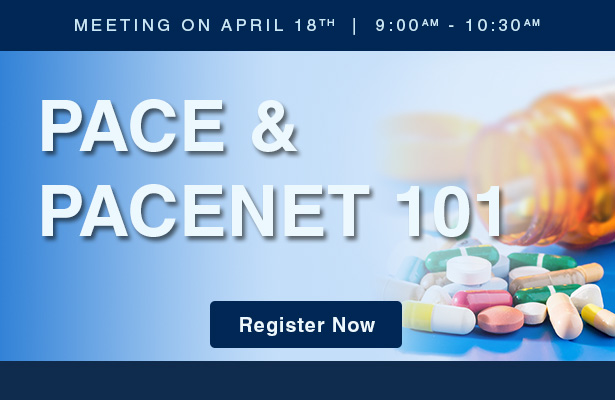 Pace and pacenet 101.
