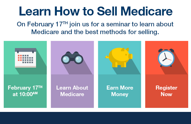 Learn how to sell medicare.