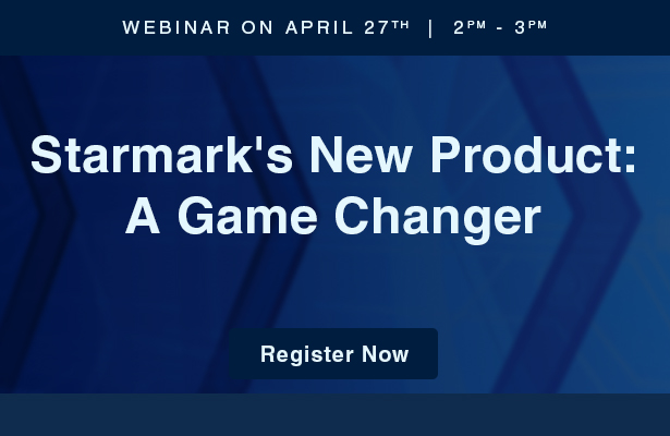 Starmark's New Product: A Game Changer Webinar.