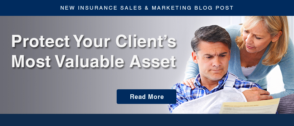 NEW Insurance Sales & Marketing Blog Post.