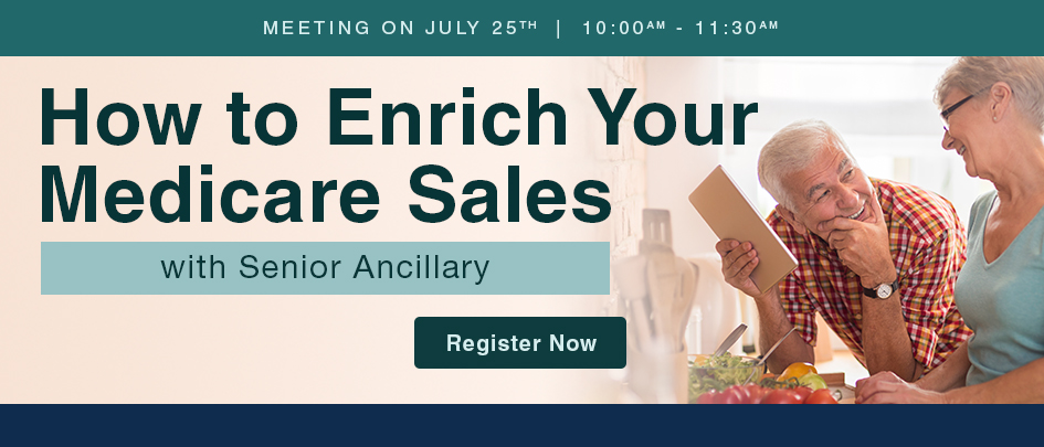 How to enrich your Medicare sales.
